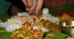 Vedic Wisdom behind eating with your hands
