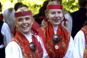 Estonian culture hasn't forgotten its pagan roots