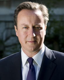 UK PM :David Cameron