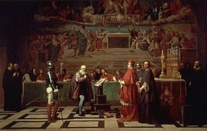 Galileo before the The Inquistion