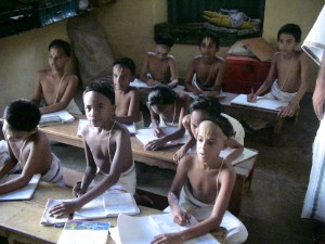 Sanskrit Students
