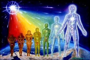 earth is influenced when a spirit leaves