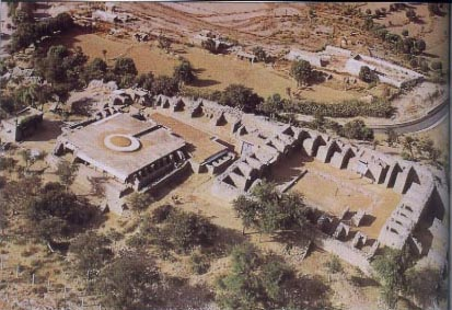 Takshashila: The world's first known university