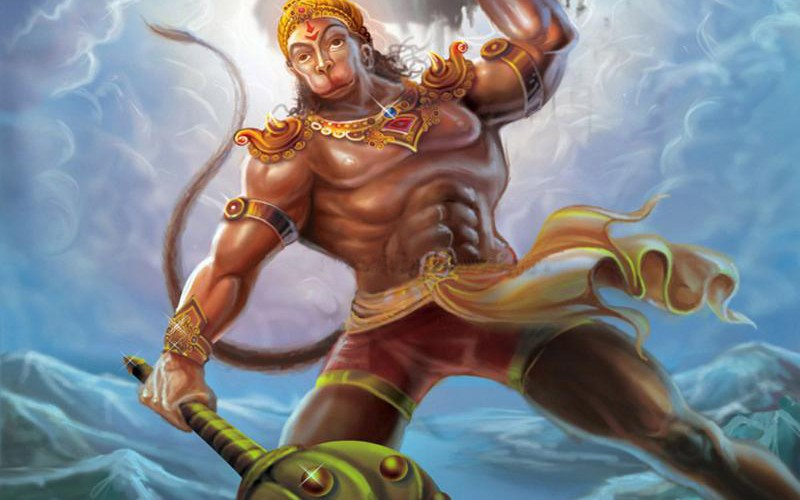 The Challenge of Life If Hanuman Dies