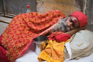 Hindu Sangh Activism and Sadhu have something in common