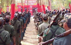 Indian Maoists