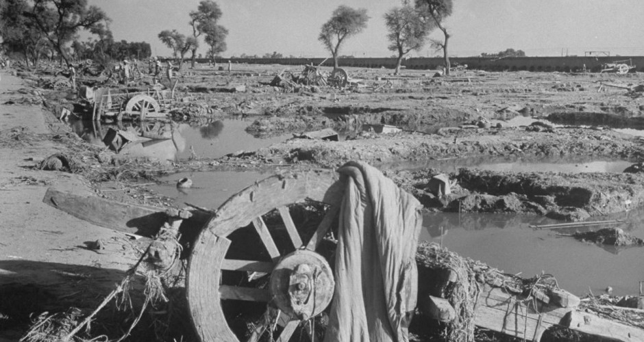 The British were not guilty of Partition; Somebody else was