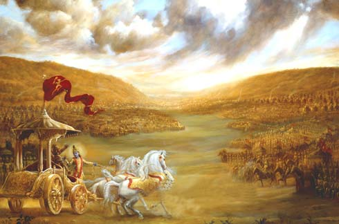 Why did Krishna choose Arjuna instead of Karna,Drona or Bhishma ?