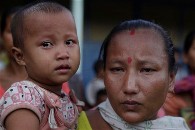 A SPECIAL APPEAL:To Help Assam Riot Victims