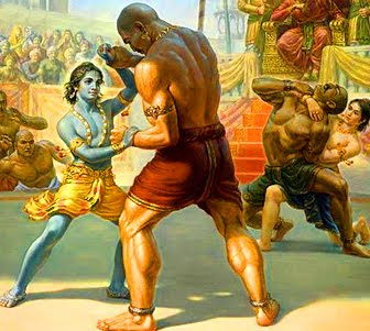 Lord Krishna : A Big Troublemaker and Warmonger ?