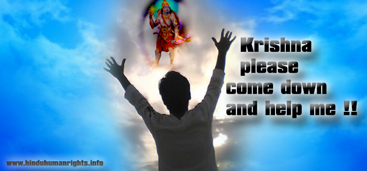 Krishna !! Please come down and Help Me !!!