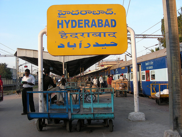 Human Traffic : Destination Hyderabad