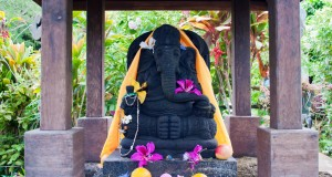 Lord Ganesha Chaturthi Puja in Hawaii