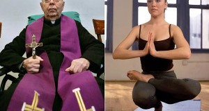 UK : Catholic Church Bans Yoga Class