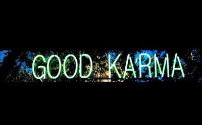 Karma : It's all Good