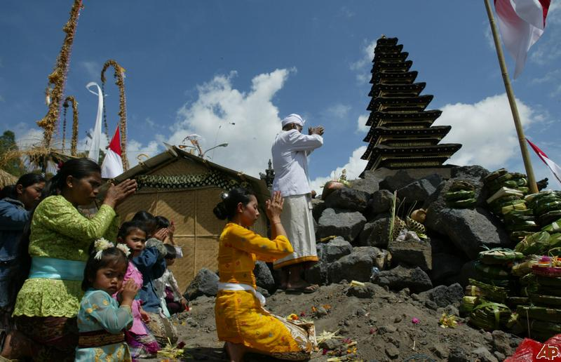 The Indian Hindu temples in Indonesia followed closely the design, style, layout and architecture commonly found in India and neighboring Malaysia and Singapore. Tamil Hindus are most concentrated in Medan, North Sumatra. There are around 40 Hindu temples in Medan and nearby but only a few Balinese Hindu temples in North Sumatra.