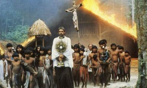 missionary activities depicted in the movie The Mission