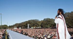 Video : Sri Sri Ravi Shankar's Amazing Latin America Tour