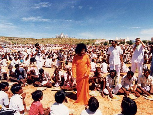 Sathya Sai Baba – Eternal Work for Mankind