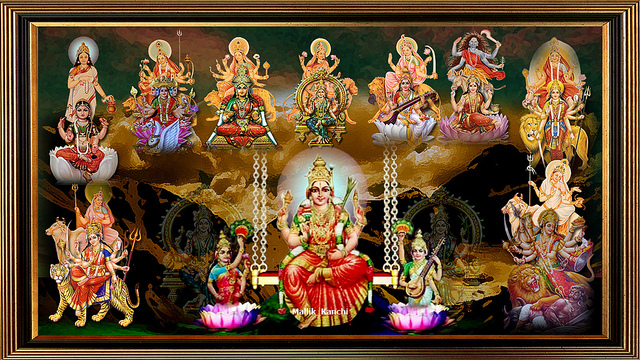 Navaratri and its Spiritual Symbolism
