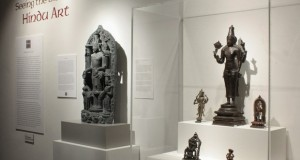 Perception and Presence come together in Hindu Art Exhibit