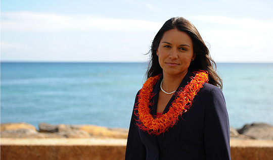 Tulsi Gabbard becomes first Hindu-American in US Congress
