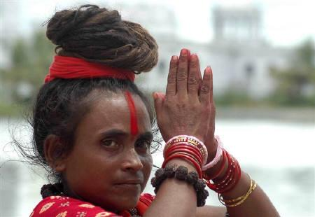 Delhi braveheart to be honoured by female ascetics at Kumbh Mela