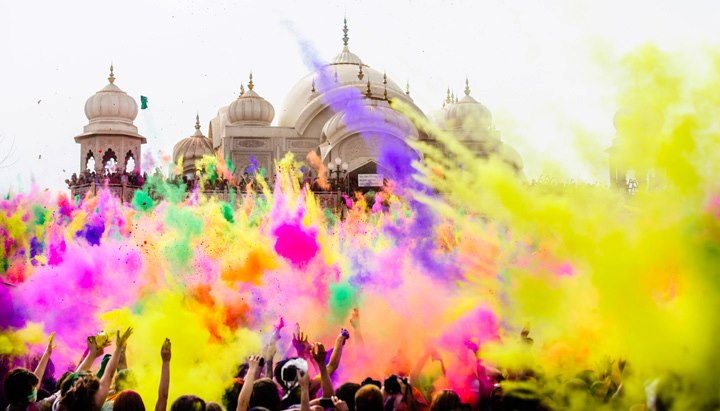 Holi : Festival of Colors – World's BIGGEST color party
