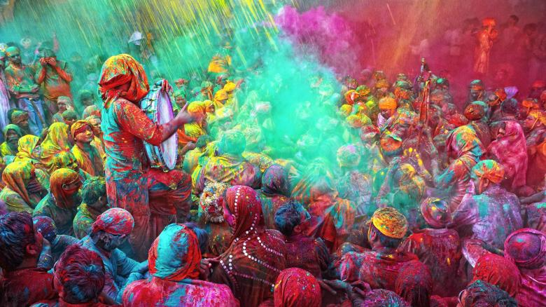 Holi – Hindu Festival of Colors