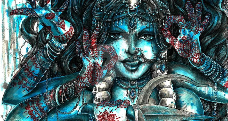 Kali as the Yuga Shakti: the Power to Create a New World Age