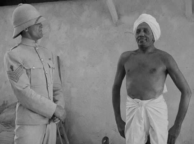 Gunga Din Indians that Hate Anything 'Hindoo'