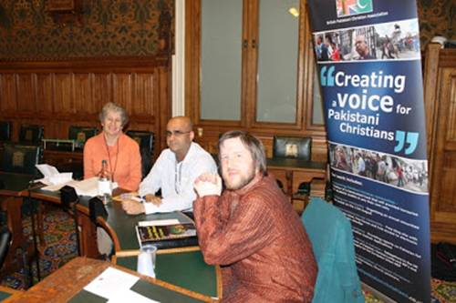HHR Update:  Debate at British Parliament on Pakistan's Minorities