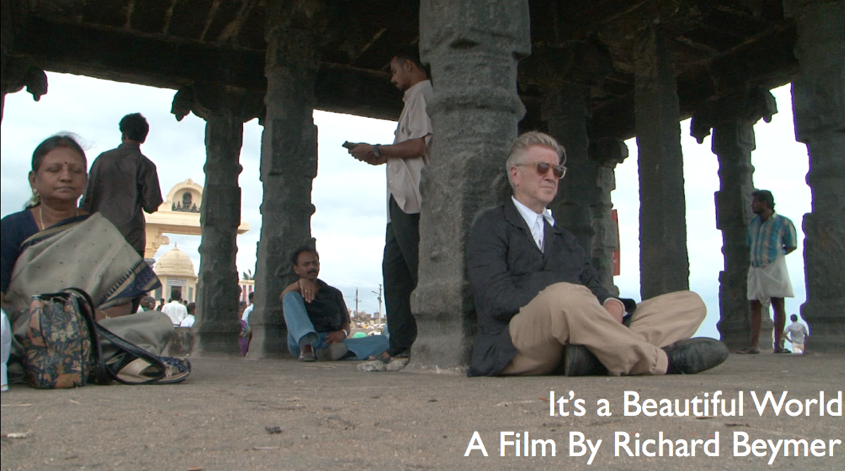 Film Director David Lynch on Consciousness, Creativity and Vedic Science