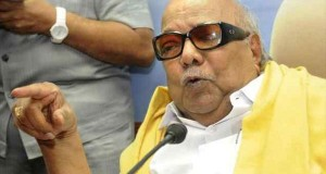 Hindu 'thief' remark returns to haunt M Karunanidhi