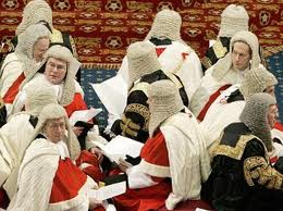 Hindu Hating 'Lords' at the House of Lords in London