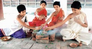 Now, vedic education is academic