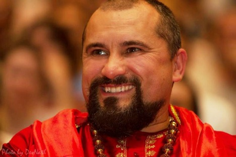 Promoting Vedic ways in Russia