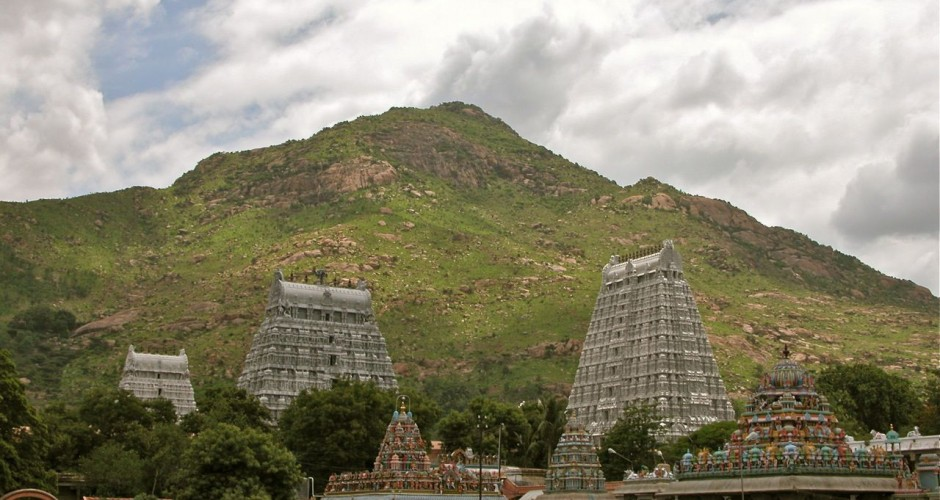 An American's Dharmic Mission to Make Arunachala a World Heritage Site