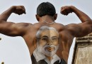 Modi Mania Goes Mainstream with T-shirts ,Comic Books, Games and Songs