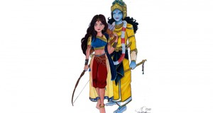 Satyabhama : Krishna's Warrior Wife
