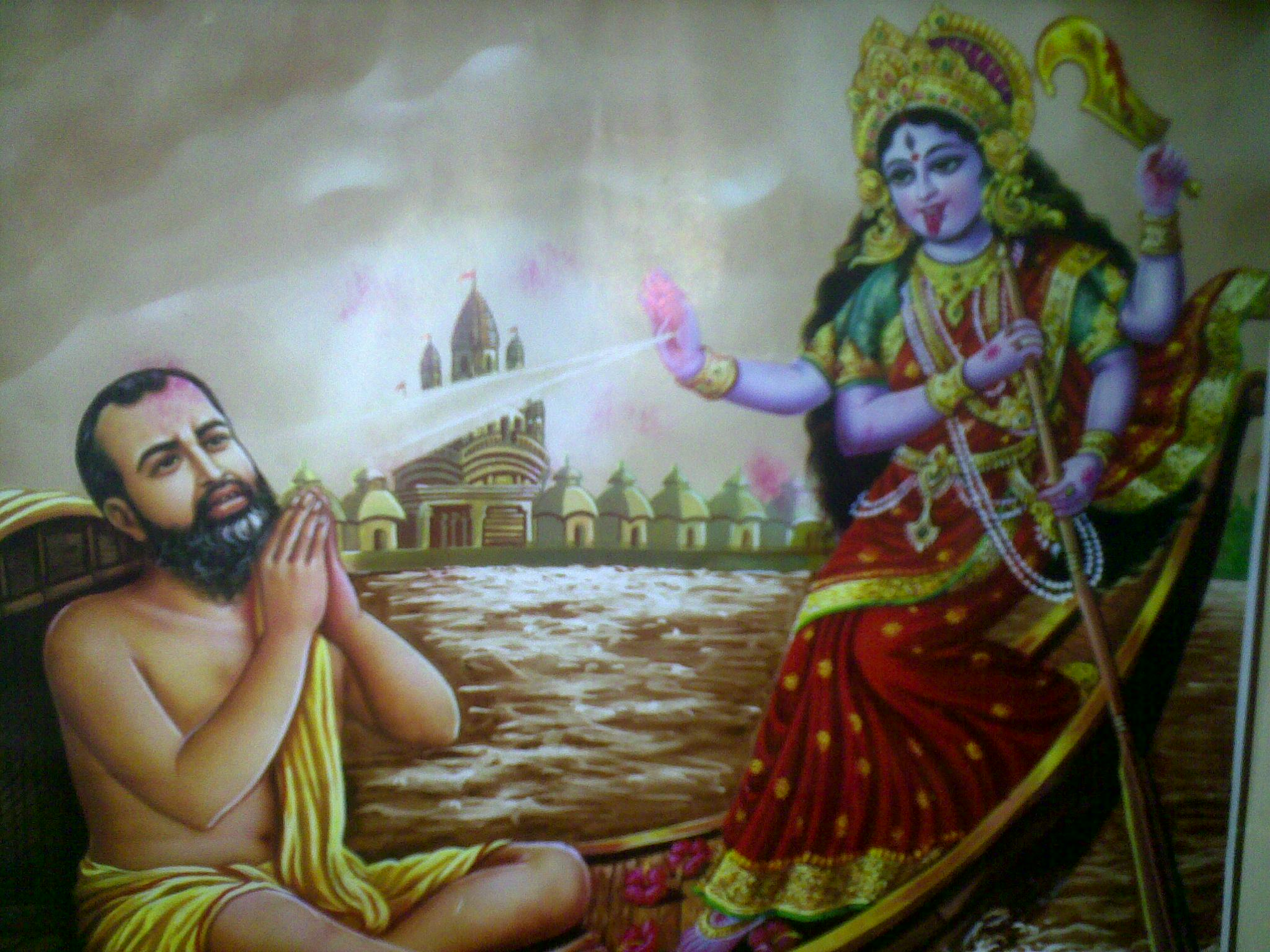 did ramakrishna also practise other religions part 2