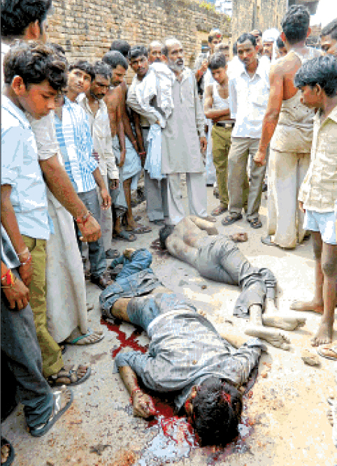 two hindu borthers killed