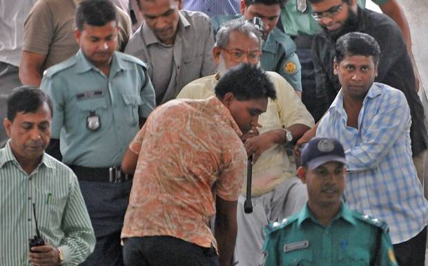17 charges against Abdul Alim
