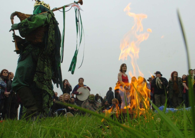 Paganism may be the fastest growing religion in Britain