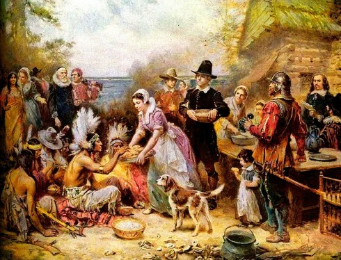 Native American views on Thanksgiving