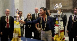First Ever Diwali Celebration in US Congress
