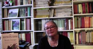 Notorious Wendy Doniger hosted by the Oxford Centre for Hindu Studies