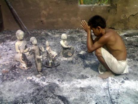 Nearly A Million Bangladeshi Hindus Have Vanished In A Decade
