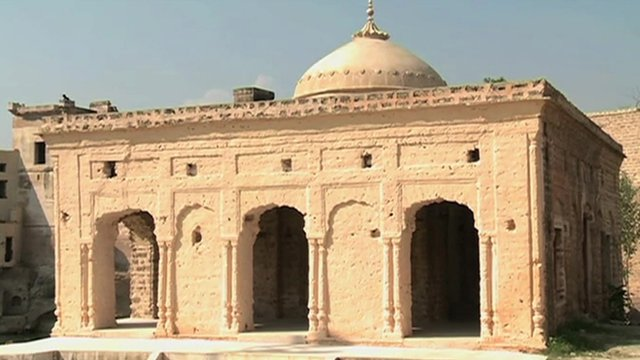 Pakistan government restores ancient Hindu temple