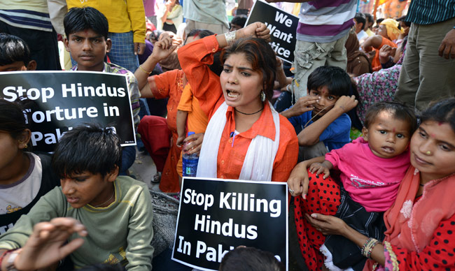 Space for Hindus is shrinking fast in Pakistan